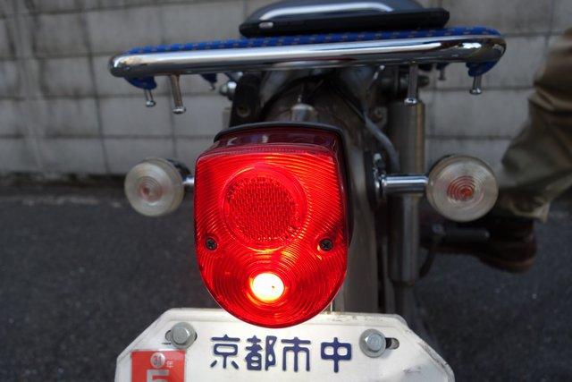 リトルカブ LEDテールランプ
