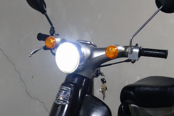 リトルカブ ヘッドライト
